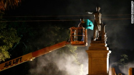 Removal of Confederate monuments stirs backlash in statehouses