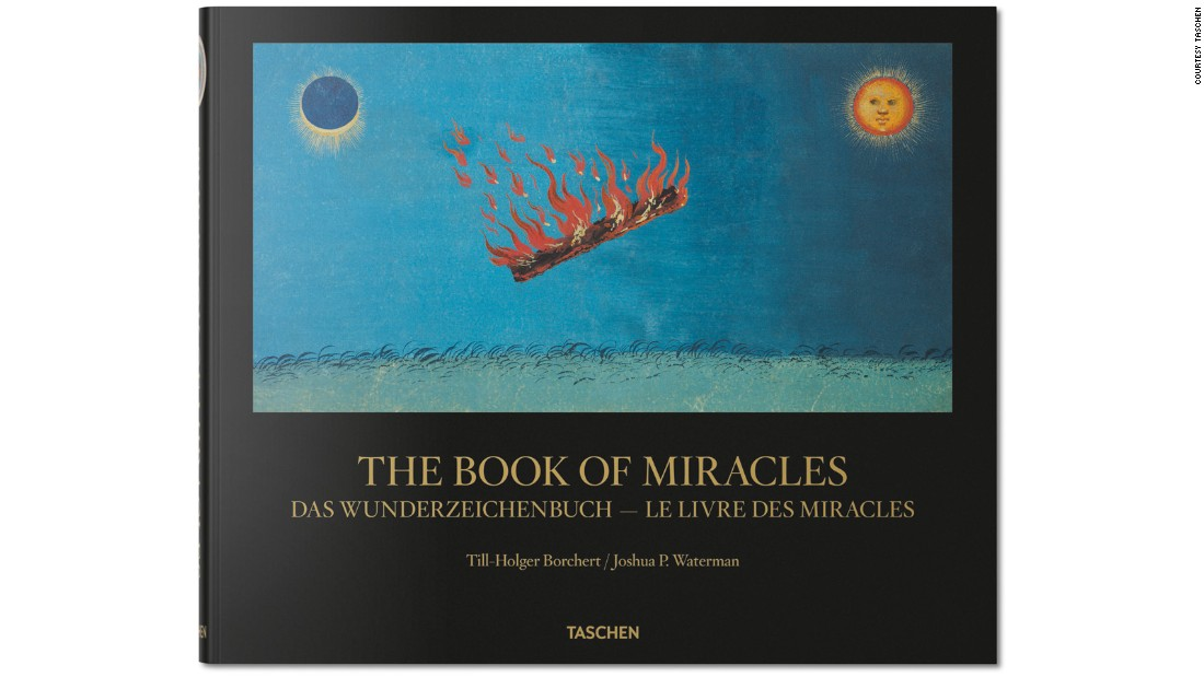 "<a href=""https://www.taschen.com/pages/en/catalogue/classics/all/44613/facts.the_book_of_miracles.htm"" target=""_blank"">""The Book of Miracles,"" </a>published by Taschen, is out on June 19, 2017."