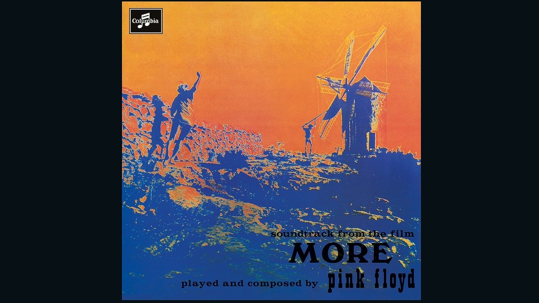 """More"" is Pink Floyd's third studio album, and their first full-length soundtrack. The film deals with drug addition on the island of Ibiza."