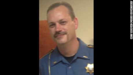 Yell County Sheriff's Deputy Lt. Kevin C. Mainhart was fatally shot during a traffic stop Thursday.