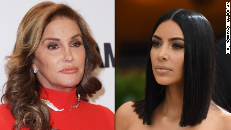 Caitlyn Jenner said she has not spoken with Kim Kardashian West.