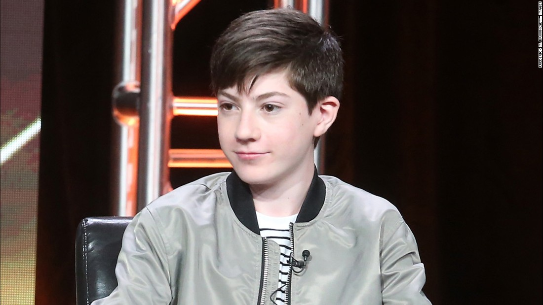 "Mason Cook is an American child actor. He is known for his portrayal of Cecil Wilson in ""Spy Kids,"" Murray in the ABC series, ""The Goldbergs"" and Ray DiMeo in the ABC sitcom ""Speechless."" His name came in fourth for 2016."