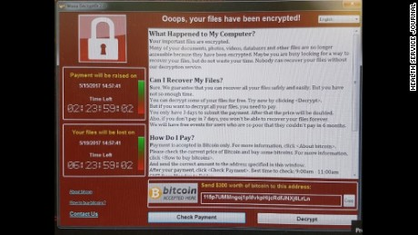 Global ransomware attack: 5 things to know
