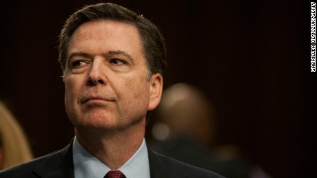 Comey may find himself boxed in ... by himself