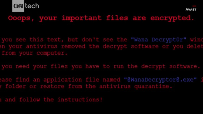 Global ransomware attack has been blunted