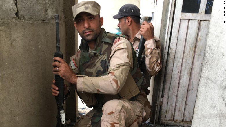 Iraqi forces prepare for final ISIS battle