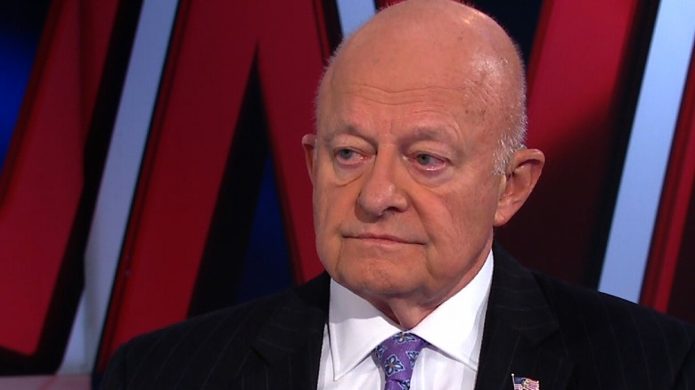 Democracy is under assault by Trump, former intelligence chief says