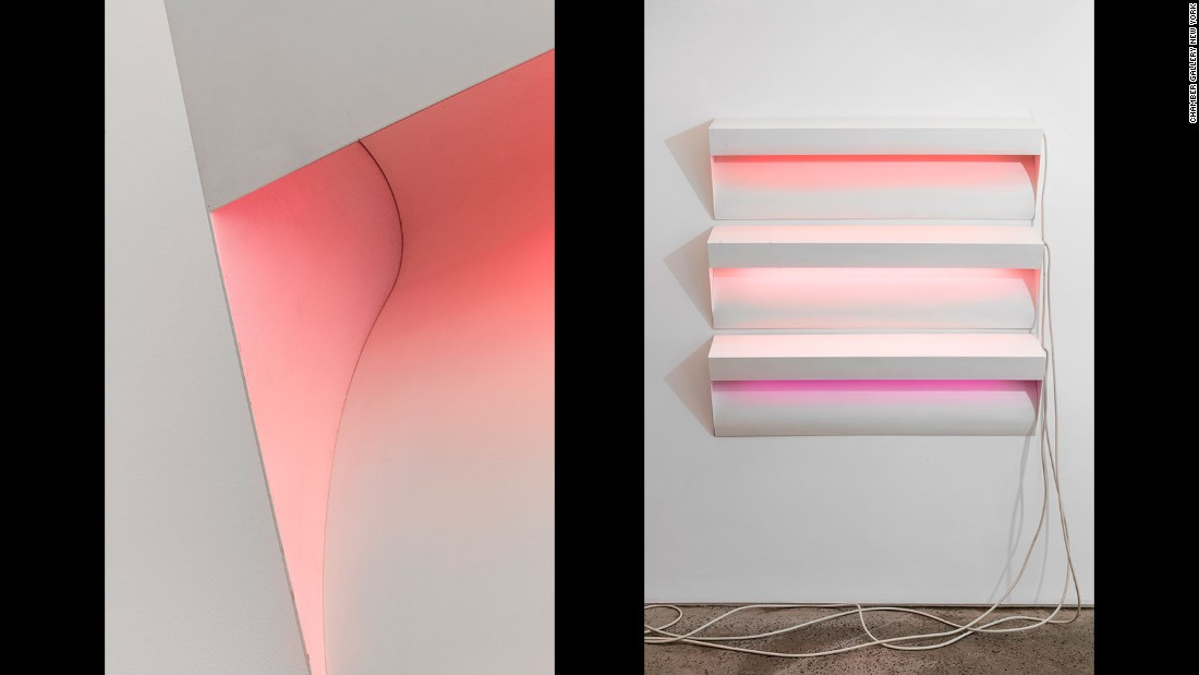 "For example, this lighting fixture from designer Johanna Grawunder is titled ""Pussy Grabs Back,"" referencing <a href=""http://edition.cnn.com/2016/10/07/politics/donald-trump-women-vulgar/"">a lewd comment</a> from President Donald Trump."