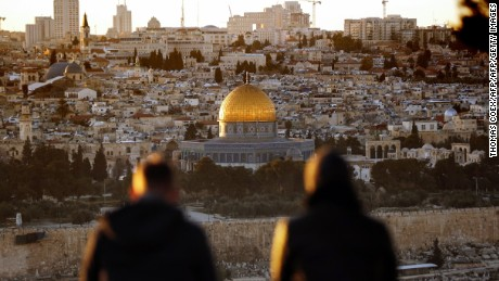 The status of Jerusalem remains one of the largest obstacles to a peace process.