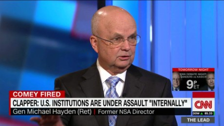 general michael hayden the lead jake tapper interview politics trump administration_00011428