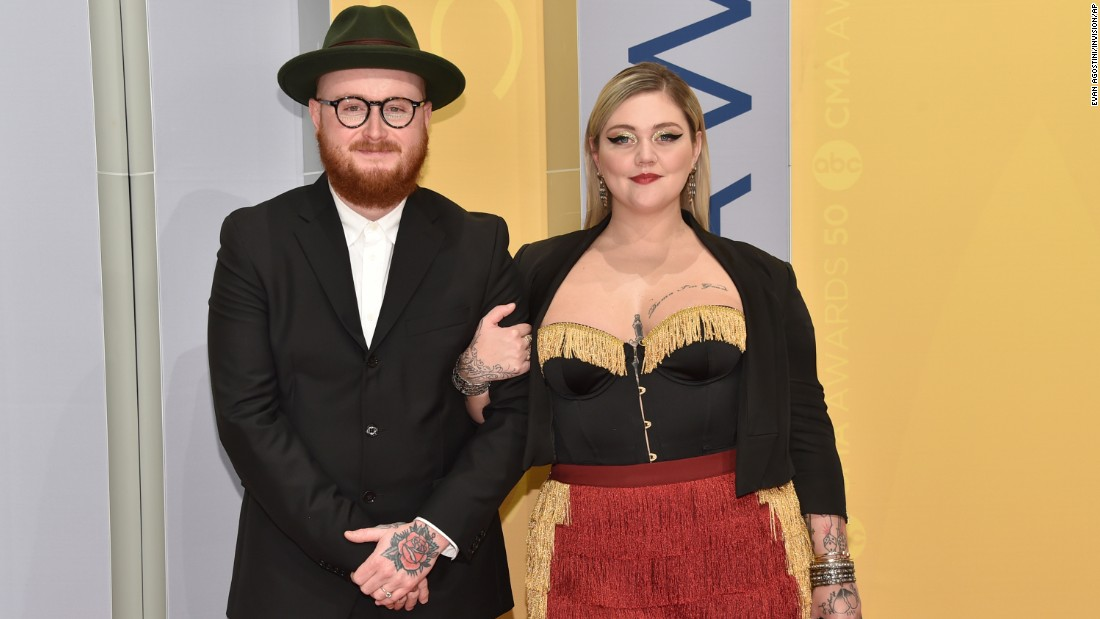"Singer Elle King and Andrew ""Fergie"" Ferguson announced they were marrying in April 2017. King even said she skipped out on her wedding to go to a rock concert instead. In May she revealed the couple had actually married three weeks after they met in February 2016."