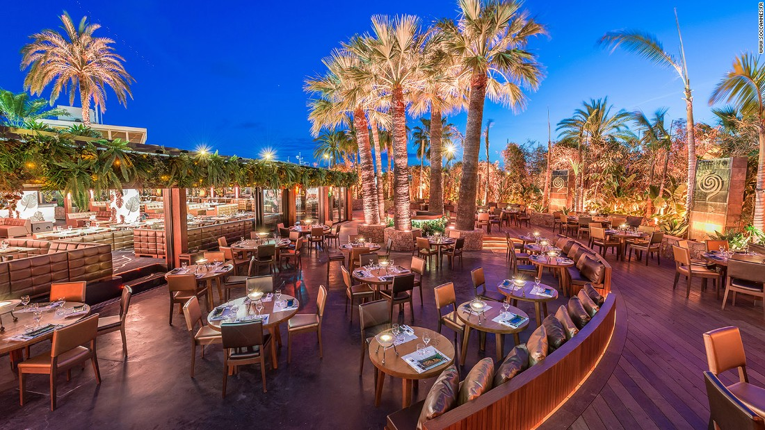 <strong>Bâoli Cannes: </strong>Dancing till dawn at Le Bâoli may be the surest bet for those who want to hang out with the stars. In addition to its restaurant lounge at Port Cannes, the group has a beachfront restaurant called Bâoli Beach.