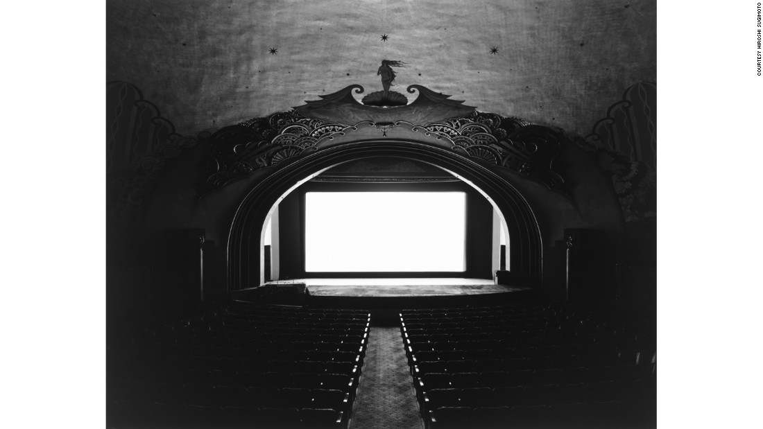 "Sugimoto's ""Theaters"" series is now on view as part of a solo show at the <a href=""http://fsrr.org/en/"" target=""_blank"">Fondazione Sandretto Re Rebaudengo</a> in Turin, Italy."