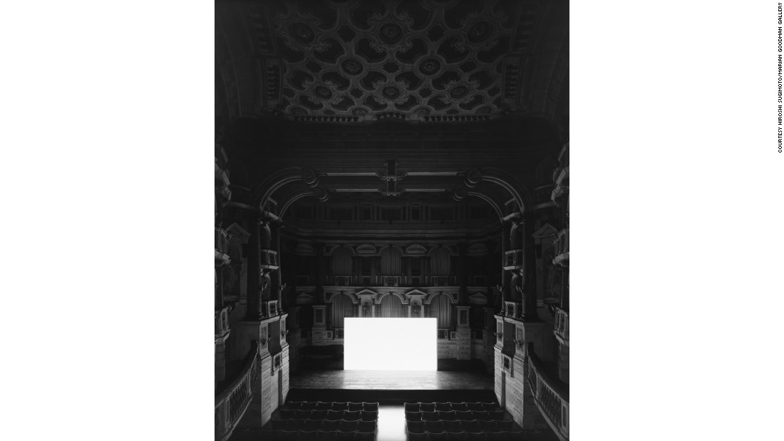 "Hiroshi Sugimoto is at <a href=""http://fsrr.org/en/"" target=""_blank"">Fondazione Sandretto Re Rebaudengo</a> in Turin, Italy from May 16 to Oct. 1, 2017."