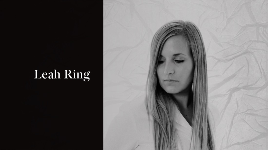 Leah Ring is the founder of Los Angeles-based design practice Another Human. She creates one-of-a-kind objects, furniture and jewelry.