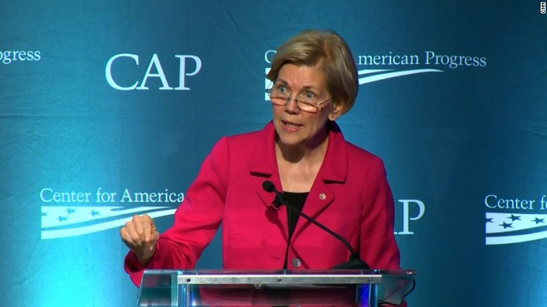 Warren: President Trump is not above the law