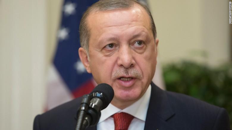 Diplomatic tensions high between US, Turkey