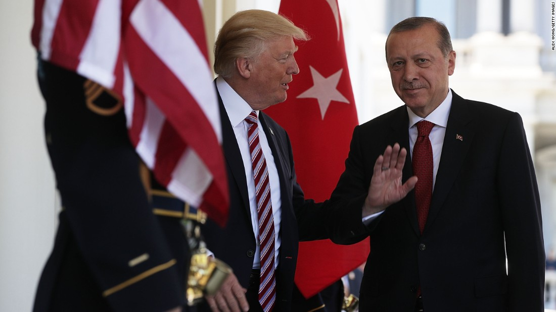 Erdogan Must Stop Picking Fights With Turkey's Friends
