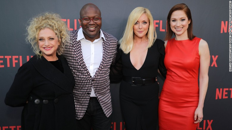 'Unbreakable' cast's advice for Kimmy Schmidt