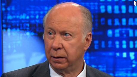 Gergen: Trump is in impeachment territory