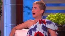 Ellen forgets Katy Perry was married
