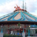 Disneyland Paris Hyperspace Mountain