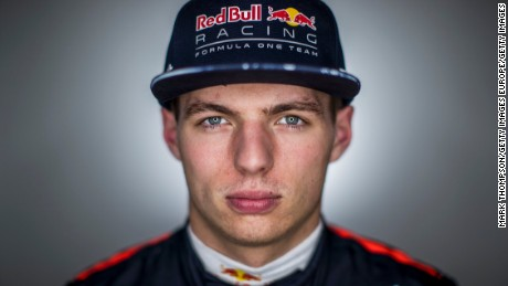 MONTMELO, SPAIN - MARCH 09:  (EDITORS NOTE: Image was altered with digital filters.) Max Verstappen of Netherlands and Red Bull Racing poses for a portrait during day three of Formula One winter testing at Circuit de Catalunya on March 9, 2017 in Montmelo, Spain.  (Photo by Mark Thompson/Getty Images)
