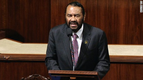 Black congressman threatened with lynching