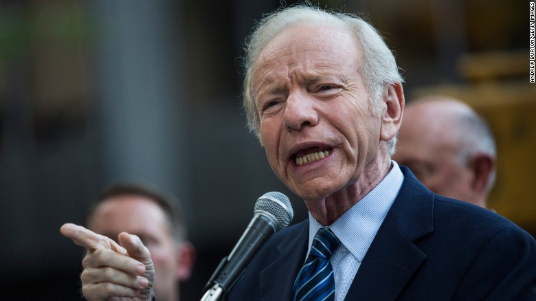 Trump May Appoint Former Senator Joe Lieberman New FBI Director