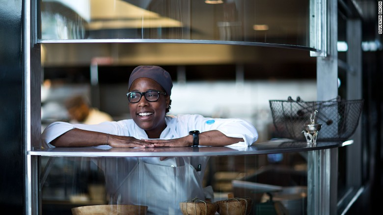 A day in Savannah with chef Mashama Bailey