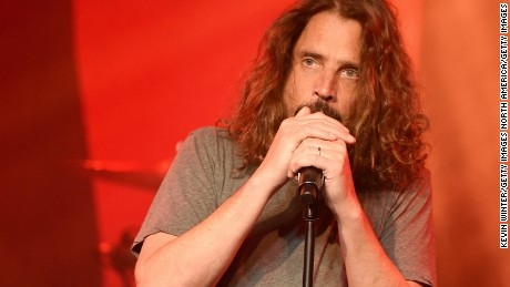 Chris Cornell ended the last performance of his life with a song about death