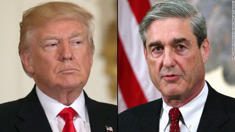 FBI boss Robert Mueller appointed as special counsel to Trump-Russia investigation