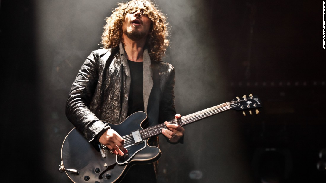 "<a href=""http://www.cnn.com/2017/05/18/entertainment/chris-cornell-dead/index.html?adkey=bn"">Chris Cornell</a>, lead singer of Soundgarden and Audioslave, died May 17. Cornell, 52, was in Detroit performing with Soundgarden, which had embarked on a US tour in April. Cornell hanged himself, according to a statement from the Wayne County Medical Examiner's Office."