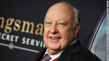 Roger Ailes attending the 'Kingsman: The Secret Service' New York premiere at SVA Theater on February 9, 2015 in New York City/picture alliance Photo by: Dennis Van Tine/Geisler-Fotopres/picture-alliance/dpa/AP Images