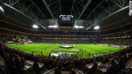 The home ground of AIK is the Friends Arena in Stockholm, Sweden.