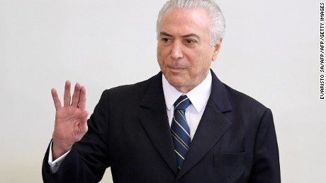 Brazil's President Michel Temer faces a decisive vote at the Supreme Electoral Court.