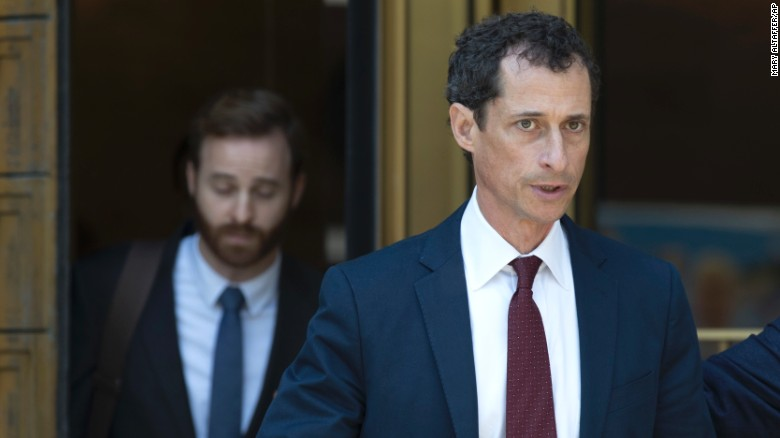 Weiner to plead guilty to sexting minor