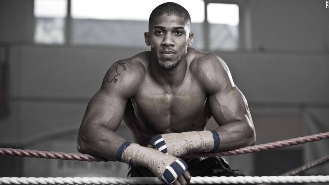 Anthony Joshua is a British professional boxer of Nigerian descent.