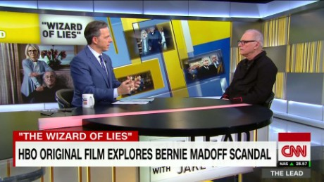 hbo the wizard of lies digs deep into madoff the lead jake tapper interview_00024903.jpg