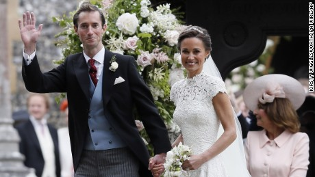 Pippa Middleton is getting married!