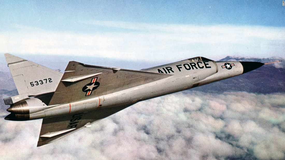 The Delta Dagger was among the first USAF jets designed to use electronic equipment to find enemy aircraft and then automatically fly to an attack position. Next, the system would automatically target enemy planes and fire the F-102's missiles.