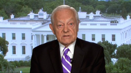 Bob Schieffer Trump speech presidential rs_00000000