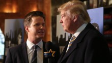Billy Bush explains Trump tape to daughter