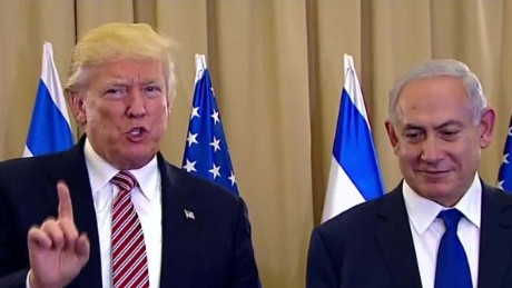 trump never mentioned israel to russians sot ath_00003520