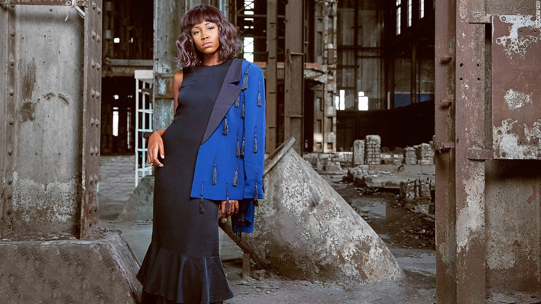 Bolutife Ajayi moved back to Lagos to start Tife in 2016, while working with The Lagos Fashion and Design Week production team and the Nigerian brand, Fashpa, but nothing could prepare her for an order from Chimamanda Ngozi Adichie.