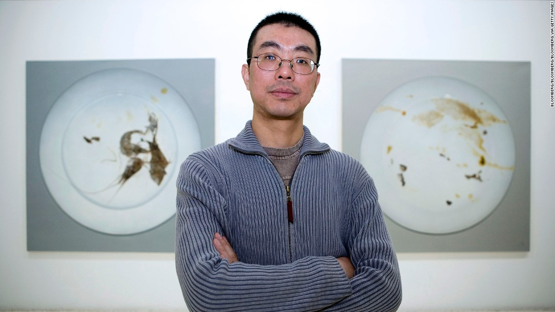 "Chinese painter and performance artist Zhu Yu made headlines after exhibiting at Ai Wei Wei-curated ""Fuck Off"" in 2000. ""Eating People"" purported to show the artist cooking a human fetus and consuming it. The backlash was instant, and Yu only fanned the flames when, <a href=""http://news.bbc.co.uk/2/hi/entertainment/2624797.stm"" target=""_blank"">in a Channel 4 documentary</a>, he claimed he was trying to point out that ""no religion forbids cannibalism ... nor can I find any law which prevents us from eating people."" When images went viral, <a href=""https://books.google.com/books?id=HWrjBgAAQBAJ&pg=PA154&lpg=PA154&dq=Zhu+Yu+fbi&source=bl&ots=03zbroK-3z&sig=D7DpNCHPtCt-cpN3QlQy-dOju4w&hl=en&sa=X&ved=0ahUKEwjwvurfz4TUAhUFQCYKHVw6AOcQ6AEILzAB#v=onepage&q=Zhu%20Yu%20fbi&f=false"" target=""_blank"">there were reports </a>Yu was investigated by the FBI and the British police. Years later -- and despite multiple websites claiming to have debunked the piece -- Yu maintains that the fetus was real."