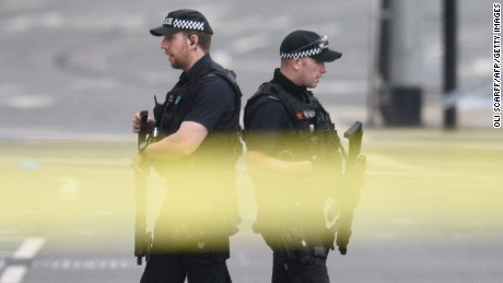 Police make 2 more arrests over Manchester bombing