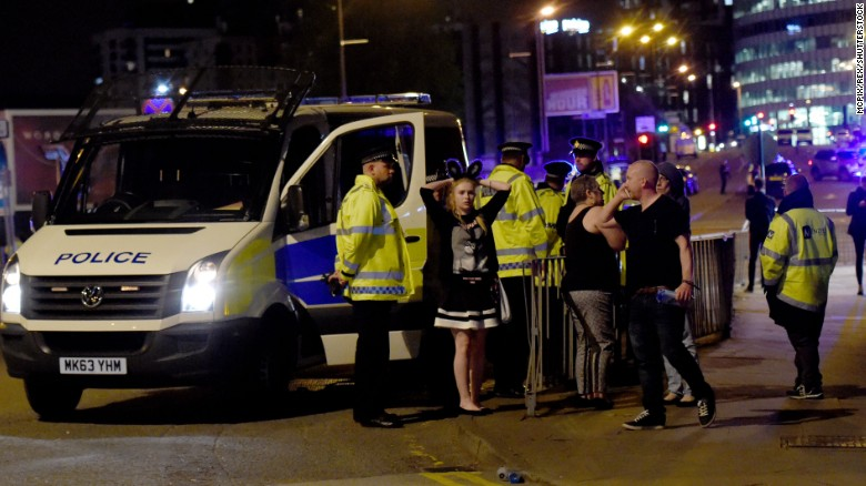 Manchester attack: Bomb-making workshop reportedly discovered at bomber's home