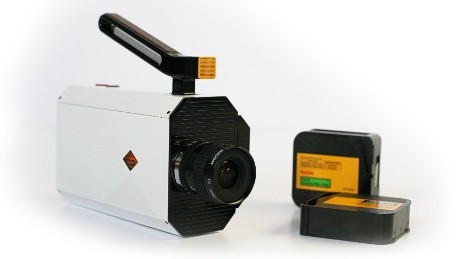 Kodak Super 8 camera, designed by Yves Behar