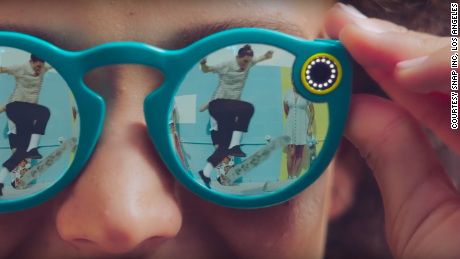 Snap Spectacles  Steve Horowitz, 2016  Snap Inc, Los Angeles